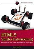HTML5-Spieleentwicklung: Browsergames und Spiele-Apps für iPhone, Android und Window