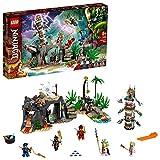 LEGO71747NINJAGODasDorfderWächterBauset,mitNinjaCole,JayundKaiMinifiguren,Spielzeugab8J