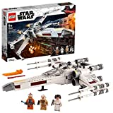 LEGO 75301 Star Wars Luke Skywalkers X-Wing Fighter Spielzeug mit Prinzessin Leia und Droide R2-D2 als Fig