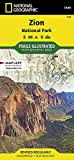 Zion National Park: National Geographic Trails Illustrated Utah: Trails Illustrated National Parks (National Geographic Trails Illustrated Map, Band 214)