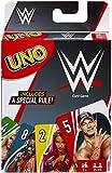 UNO WWE Mattel Games Card G