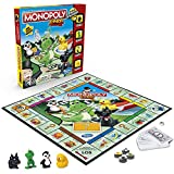 Hasbro Gaming A6984594 Monopoly - Junior, der Klassiker der Brettspiele für Kinder, Familienspiel, ab 5 J