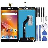 GGAOXINGGAO Ersatzteil des Mobiltelefons LCD-Display und Digitizer Vollversammlung für ZTE Blade X3 A452 T620 Telefonzubehö