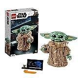 LEGO 75318 Star Wars The Mandalorian, Das Kind, Bauset, Bauspielzeug zum Sammeln für Fans ab 10 J