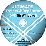 LENOVO Treiber Ultimate CD / DVD für Windows 7 / 8 / 10 / XP Vista 32 & 64 B