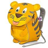 Affenzahn Kleiner Freund - Kindergartenrucksack für 1-3 Jährige Kinder im Kindergarten und Kinderrucksack für die Kita Tiger - Gelb