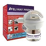 FELIWAY® Friends Start-Set   Reduziert Konflikte zwischen Katzen   Verdampfer für Steckdose & Flakon 48
