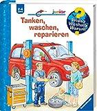 Wieso? Weshalb? Warum? junior: Tanken, waschen, reparieren (Band 69) (Wieso? Weshalb? Warum? junior, 69)