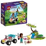 LEGO 41442 Friends Tierrettungs-Quad Spielzeug ab 6 Jahren, mit Stephanie und Andrea Minipupp