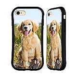 Head Case Designs Golden Retriever Welpe Beliebteste Hunderassen Hybride Handyhülle Hülle Huelle kompatibel mit Apple iPhone 7 / iPhone 8 / iPhone SE 2020
