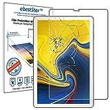 ebestStar - kompatibel mit Samsung Galaxy Tab S4 10.5 Panzerglas SM-T830, SM-T835 Schutzfolie Glas, Schutzglas Displayschutz, Displayschutzfolie 9H gehärtes Glas [Tab: 249.3 x 164.3 x 7.1mm, 10.5'']