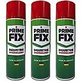 3 x Prime FIX Sprühkleber - Industriekleber - extra stark 500
