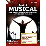 Best of Musical (Trumpet): Solo Arrangements of 14 Classic Songs with CD Accomp
