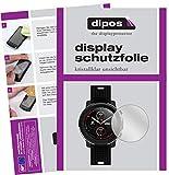 dipos I Schutzfolie kompatibel mit Huami Amazfit Stratos 3 Displayschutz-Folie k