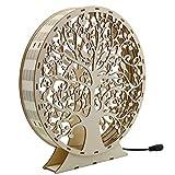 Ambientelicht Baum des Lebens LED Beleuchtet Holz   Lebensbaum   Dekoration   Tischdeko   Designlamp