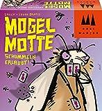Schmidt Spiele 40862 Mogel Motte, Drei Magier Kartensp