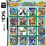 482 in 1 Spiele NDS Game Card Super Combo Cartridge DS Spiel für DS NDS NDSL NDSi 3DS 2DS XL N