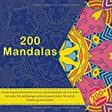 200 Mandalas - Veranderung wird nicht kommen wenn wir auf jemand anderen oder eine andere Zeit warten. Wir sind diejenigen auf die wir gewartet haben. Wir sind die Veranderung die w