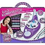 Cool Maker 2-in-1 Kumi Kreator Studio zum Flechten von Armbändern und Halsk