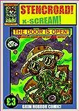 Stencroad Comic's: X-Scream! (English Edition)