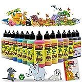 malmit Window Color Animals Set 15 Fenstermalfarben Fensterfarben Malfarben Fensterb